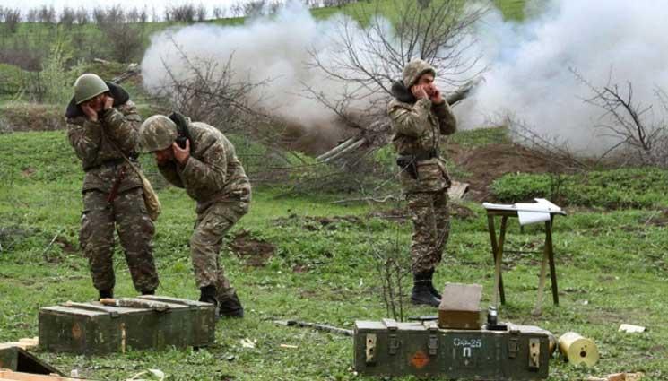 Photo of В данный момент по всей линии фронта идут бои локального значения