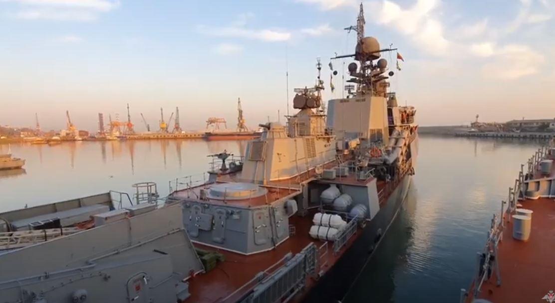 Photo of Ռուսաստանը Կասպից ծովում զորավարժություններ է սկսել