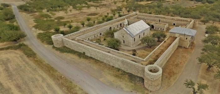 Photo of Исторические памятники Арцаха: монастырь Амарас