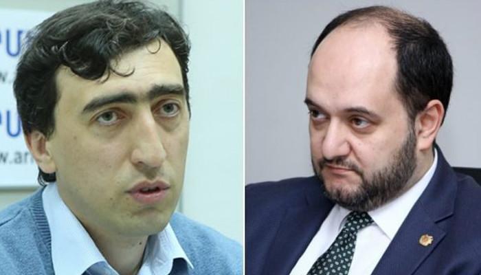 Photo of «Министр ОНИС должен говорить». Экс-председатель ВАК Смбат Гогян