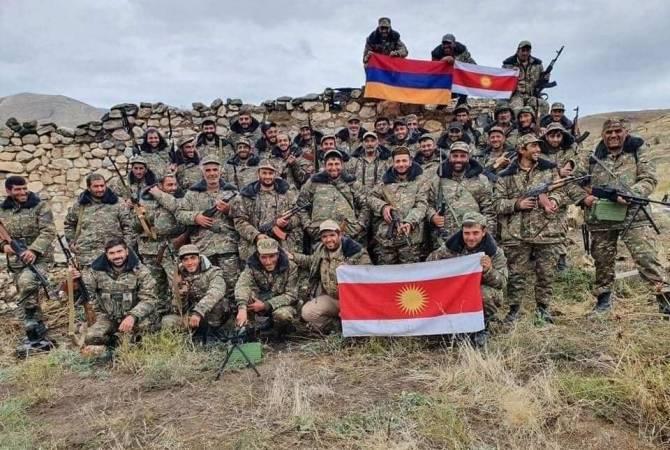 Photo of Езиды добровольцы набирают уже третий отряд для выезда на передовую