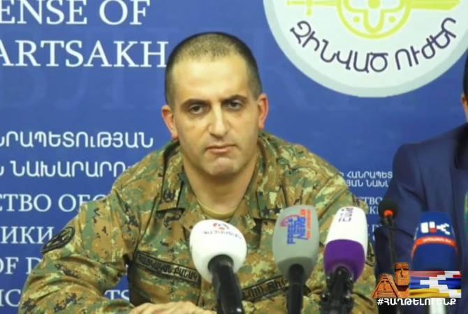 Photo of Շուշիի ուղղությամբ ադրբեջանական զինուժի առաջխաղացման փորձերը կասեցվել են. ՊԲ խոսնակ
