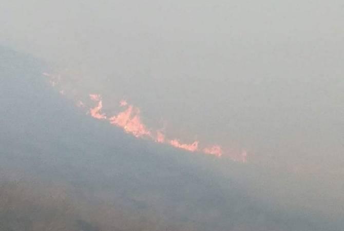 Photo of Азербайджано-турецкие силы используют зажигательные ракеты в лесах почти всех районов Арцаха