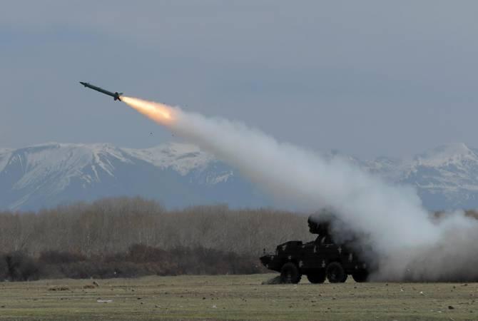 Photo of На участке Мец Масрик-Сотк подразделения ПВО Армении сбили еще один азербайджанский БПЛА