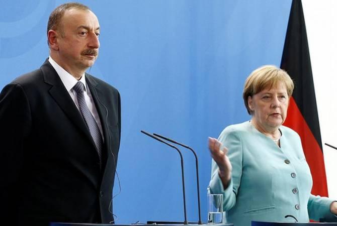Photo of Два депутата Бундестага Германии потребовали от Меркель ввести санкции против Алиева