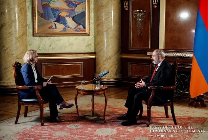 Photo of Началась Третья мировая война, и это гибридная война: интервью Пашиняна немецкому телеканалу ARD