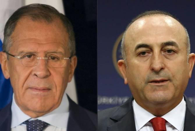 Photo of Թուրքիայի եւ Ռուսաստանի արտգործնախարարները քննարկել են Լեռնային Ղարաբաղում տիրող իրավիճակը