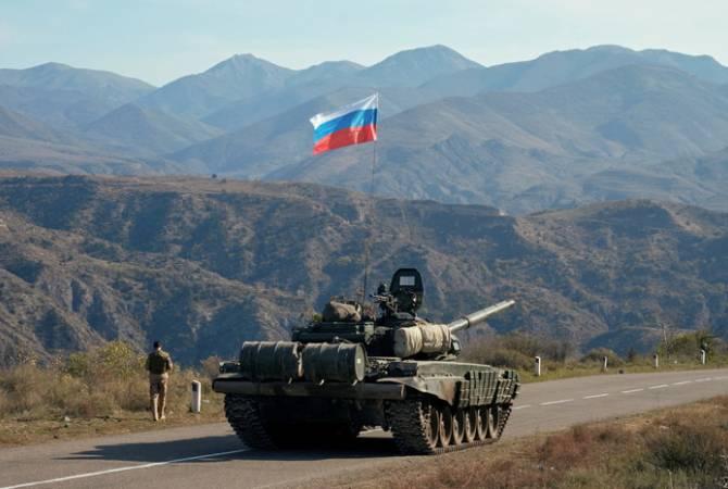 Photo of ՌԴ-ն Հայաստանում սահմանային 5 լրացուցիչ ուղեկալ է տեղակայել