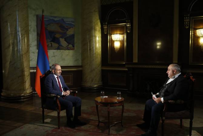Photo of Никол Пашинян дал интервью Общественному телевидению