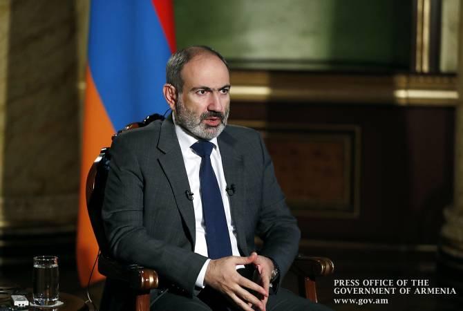 Photo of Заявление о прекращении боевых действий в НК не является политическим документом: Пашинян
