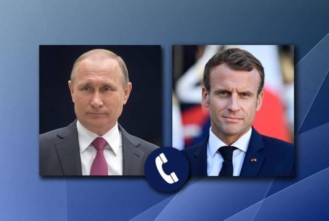 Photo of Ռուսաստանի և Ֆրանսիայի ղեկավարները կարևորել են ԼՂ-ում անհետաձգելի հումանիտար խնդիրների լուծումը