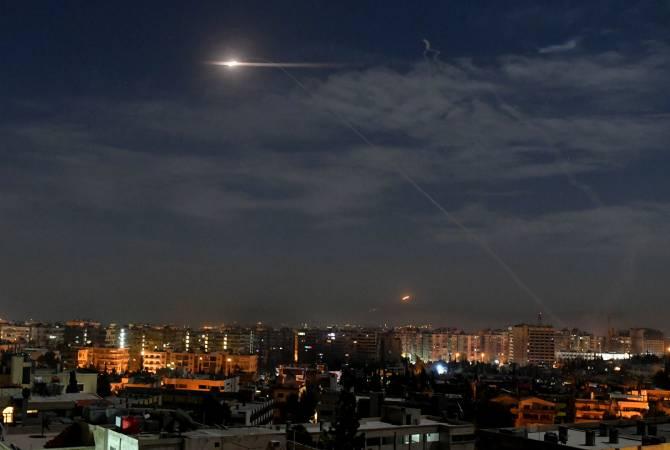 Photo of Израильская армия нанесла удар по сирийским военным