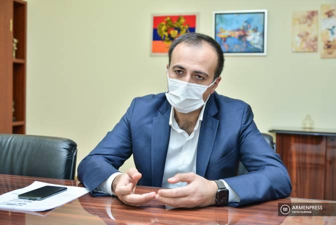 Photo of Арсен Торосян сообщил подробности о состоянии здоровья председателя Национального собрания