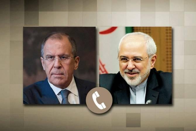 Photo of Лавров и Зариф обсудили по телефону Карабах