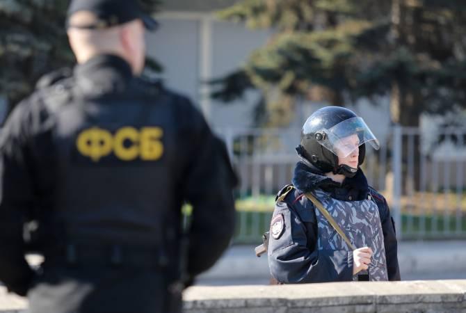 Photo of ԱԴԾ-ն կանխել Է ահաբեկչական գործողությունները Մոսկվայի տարածաշրջանում