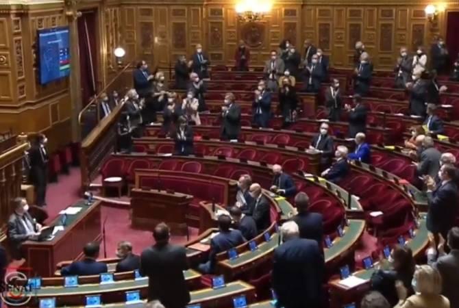 Photo of Сенат Франции принял проект резолюции «О необходимости признания Нагорно- Карабахской Республики»
