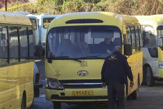 Photo of В Степанакерте восстанавливается работа общественного транспорта и налаживается мирная жизнь