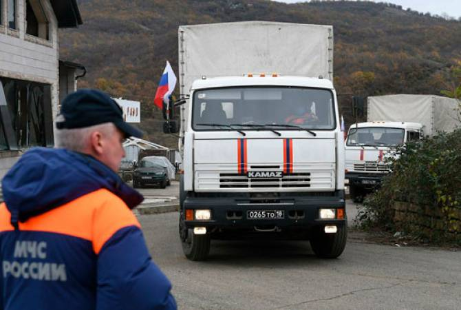 Photo of Дополнительная группировка российских спасателей прибыла из Еревана в Степанакерт