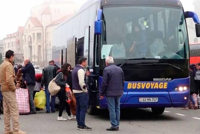 Photo of ՄԻնչ օրս ավելի քան 17 հազար մարդ է վերադարձել Լեռնային Ղարաբաղ