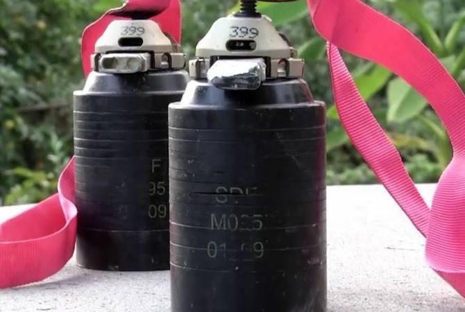 Photo of На территориях двух общин Аскерана будут взорваны неразорвавшиеся бомбы и другие виды оружия