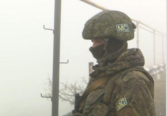 Photo of В Армении развернули дополнительный резерв российских пограничников