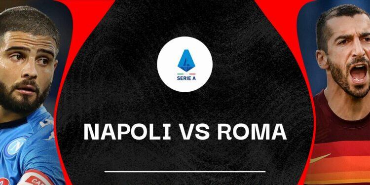Photo of Serie A. Նապոլի-Ռոմա. Մեկնարկային կազմեր, ուղիղ եթեր