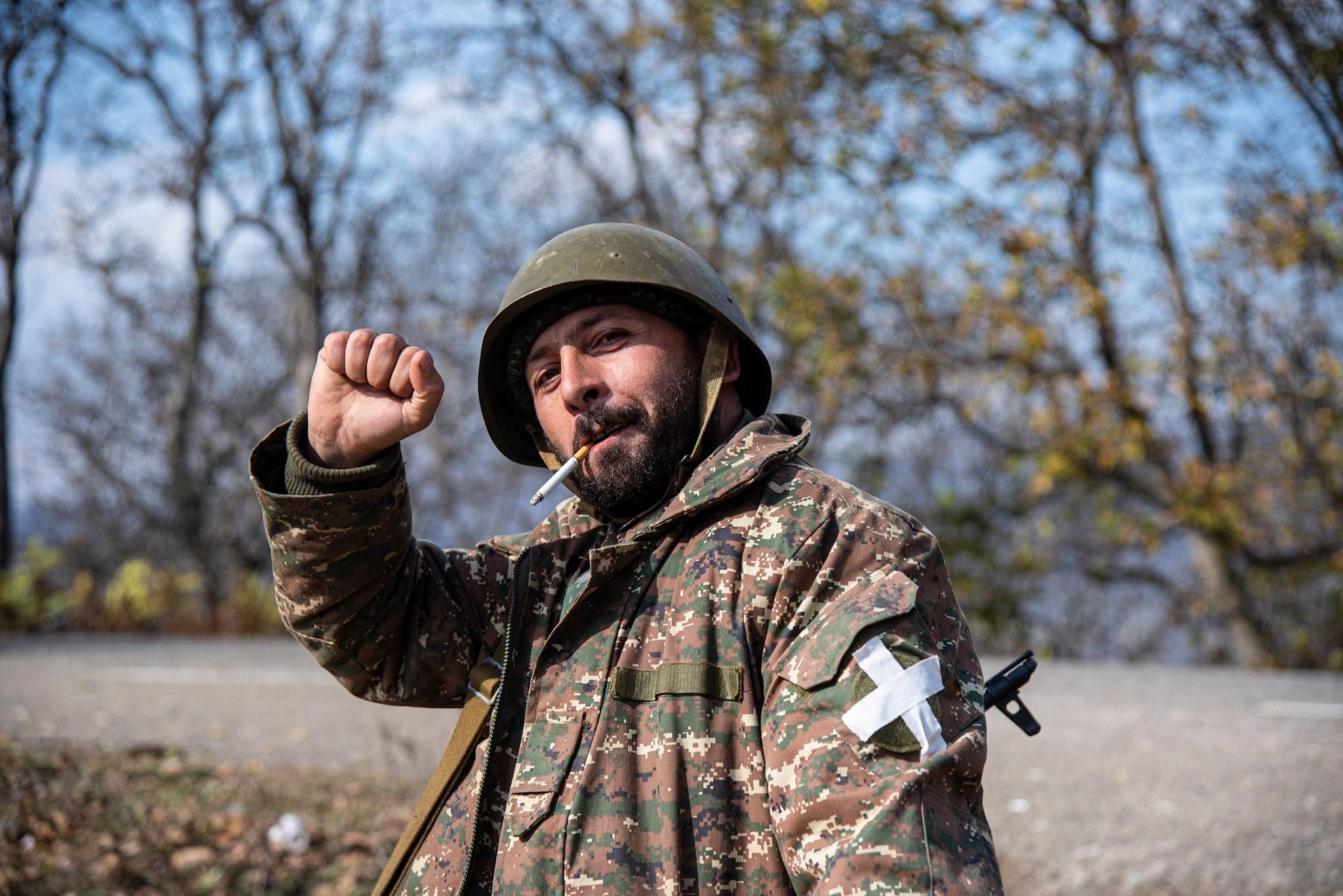Photo of Հայրենիքի պաշտպանները
