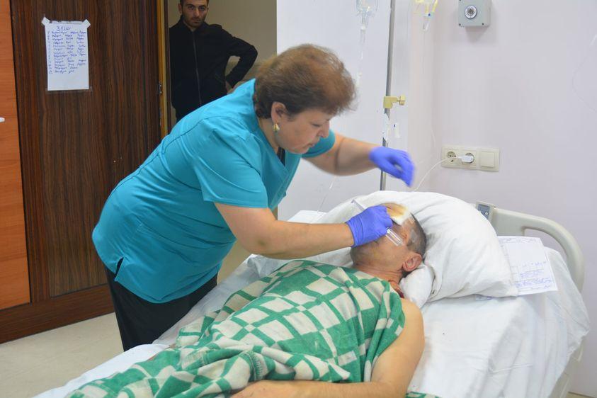 Photo of Ստեփանակերտի Հանրապետական ծննդատան հրթիռակոծումից 2 քաղաքացի է վիրավորվել