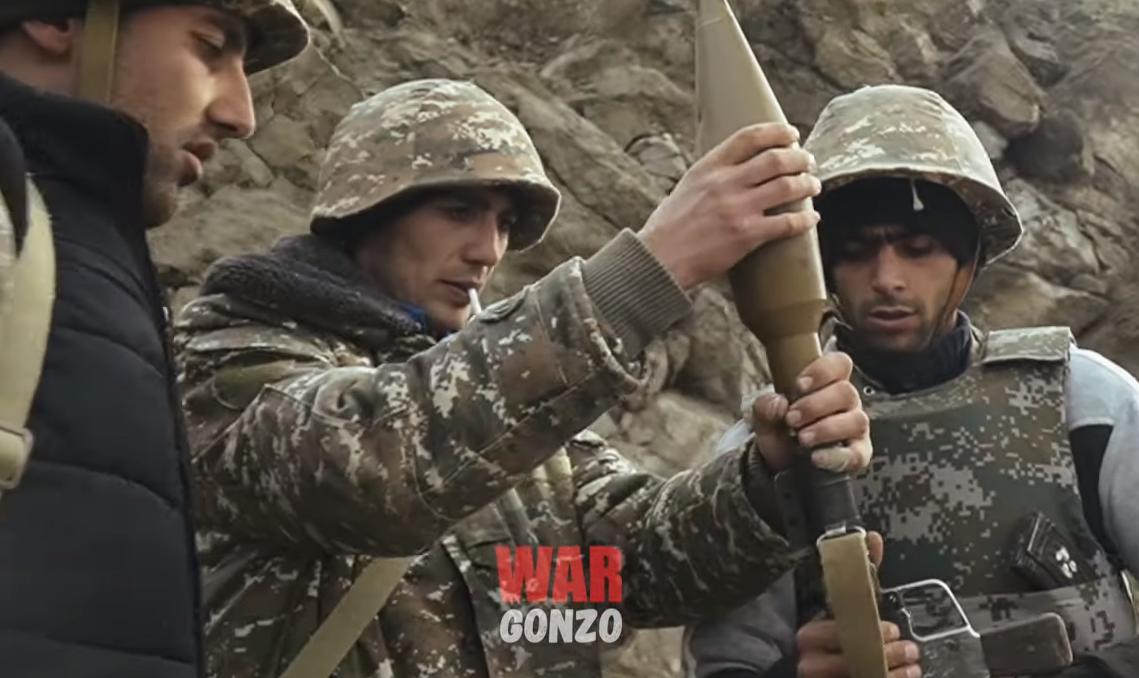 Photo of Видео зачистки диверсионных групп под Шуши
