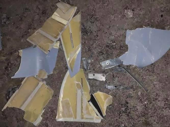 Photo of Четвертый БПЛА противника был сбит силами ПВО ВС Армении