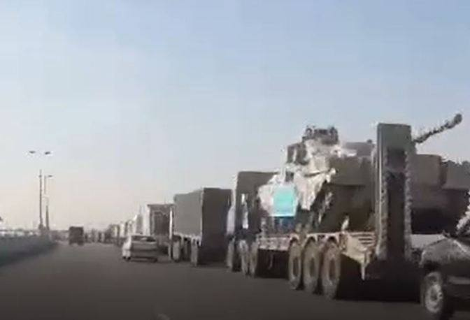 Photo of Իրանը լրացուցիչ ստորաբաժանումներ եւ զրահատեխնիկա է տեղափոխում դեպի ԼՂ-ի հետ սահման