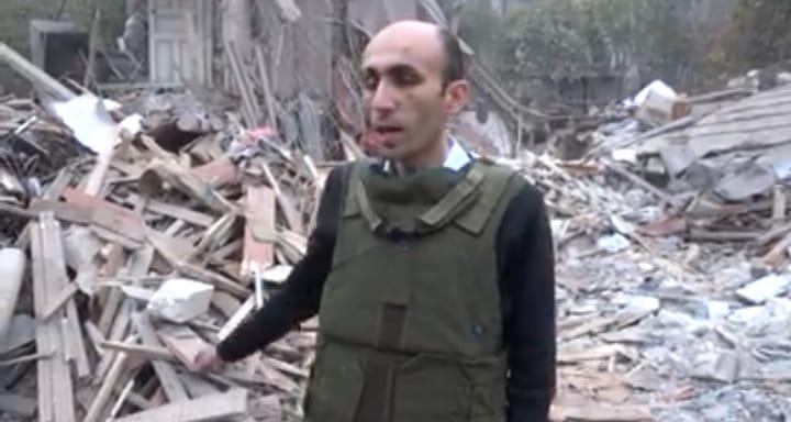Photo of Արտակ Բեգլարյանն ուղերձ է հղել հակառակորդի հրետակոծության հետեւանքով սպանված 3 քաղաքացիների բնակության վայրից