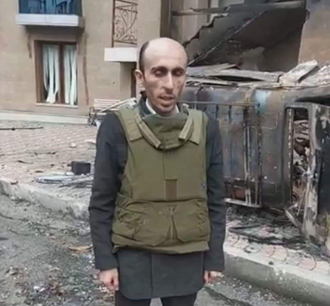 Photo of Արտակ Բեգլարյանի տեսաուղերձը՝ Ստեփանակերտից