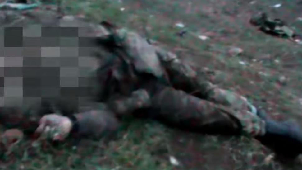 Photo of Армянские силы разгромили боевую технику и живую силу наступающего в направлении Бердзора противника