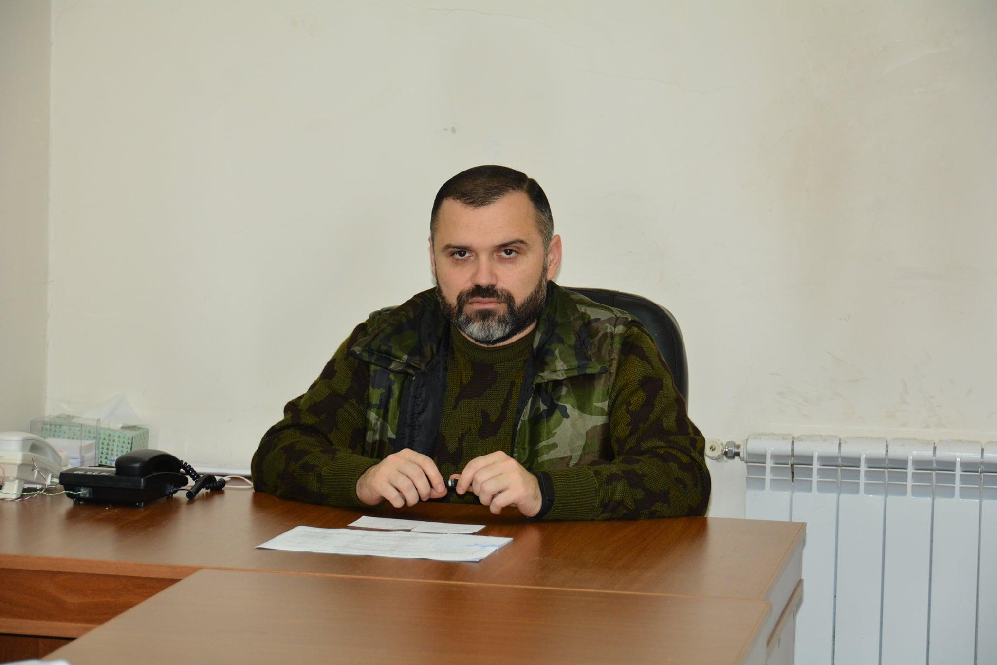 Photo of ԱՀ ԱԻ պետականծառայության տնօրեն գեներալ-մայոր Կարեն Սարգսյանն այսօր ծառայության բոլոր ստորաբաժանումների պատասխանատուների հետ անց է կացրել աշխատանքային խորհրդակցություն