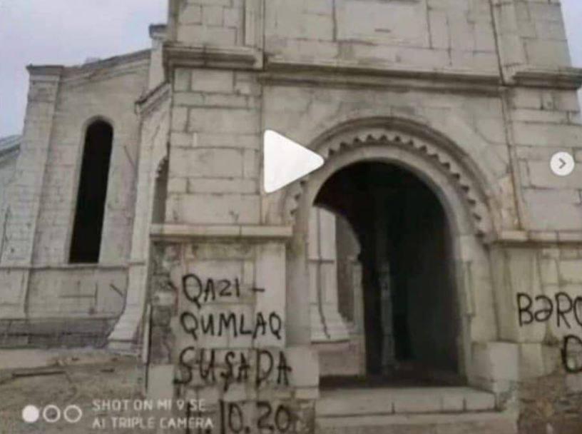 Photo of Չի կարելի թույլ տալ, որ Ադրբեջանը շարունակի մշակութային ցեղասպանության իր քաղաքականությունը. Մայր Աթոռ