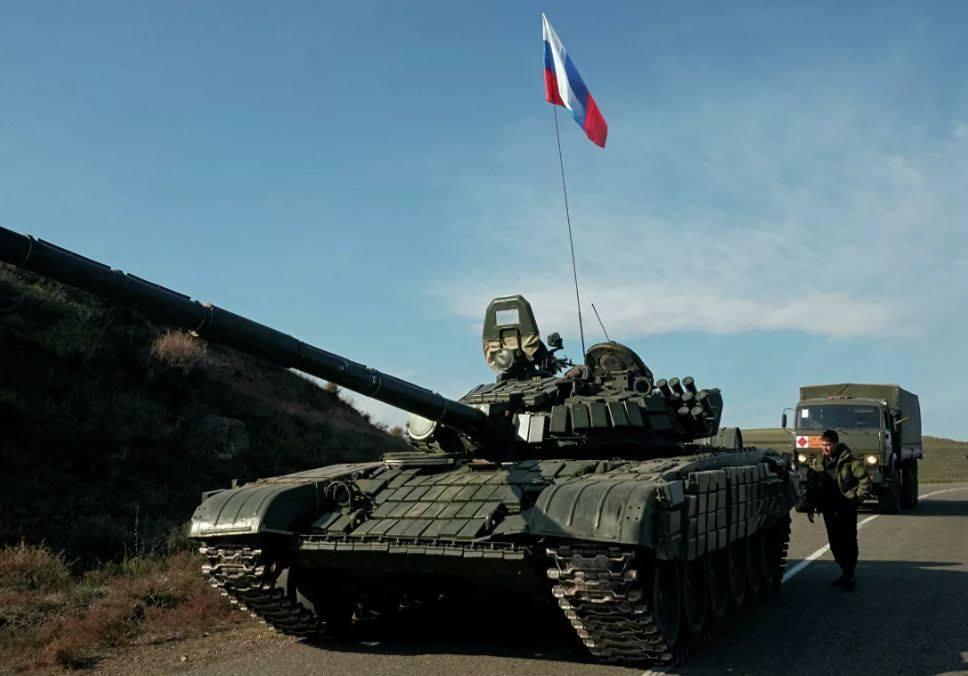 Photo of ՌԴ ՊՆ-ն ինֆոգրաֆիկայի տեսքով ներկայացրել է ԼՂ-ում խաղաղապահների տեղակայման մասին տվյալները