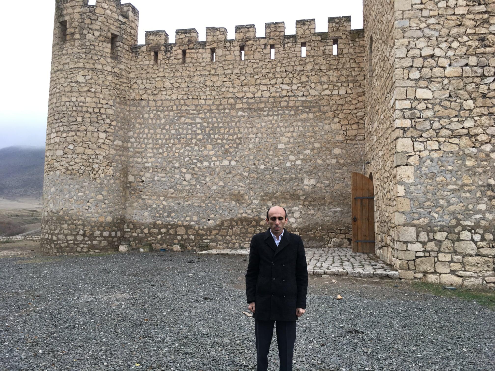 Photo of Տիգրանակերտի մասով մեծ ցավ եմ ապրում. Արտակ Բեգլարյան