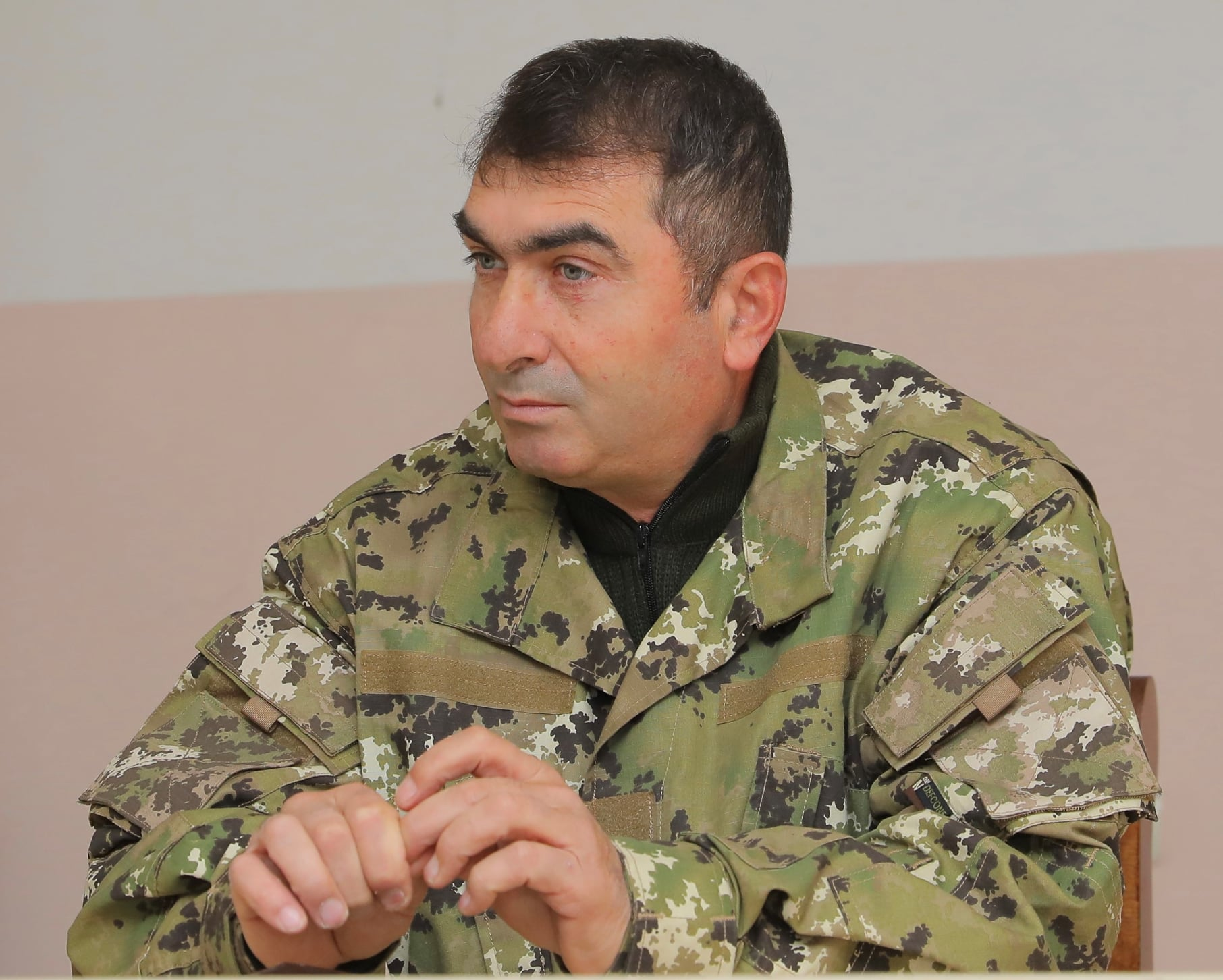 Photo of ԱՀ Մարտունու շրջանի վարչակազմի ղեկավար Արարատ Մելքումյանին շնորհվել է «Արցախի հերոս» բարձրագույն կոչում