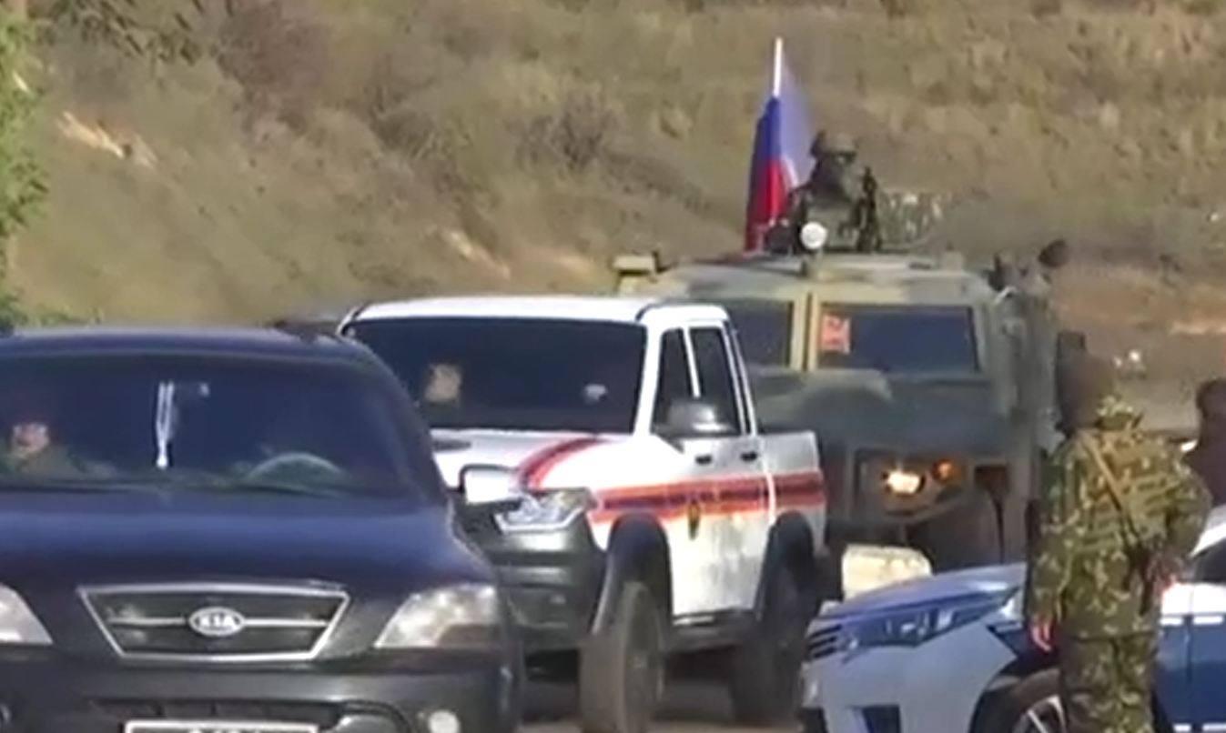 Photo of Նոր կադրեր ԼՂ-ում ռուս խաղաղապահների աշխատանքից