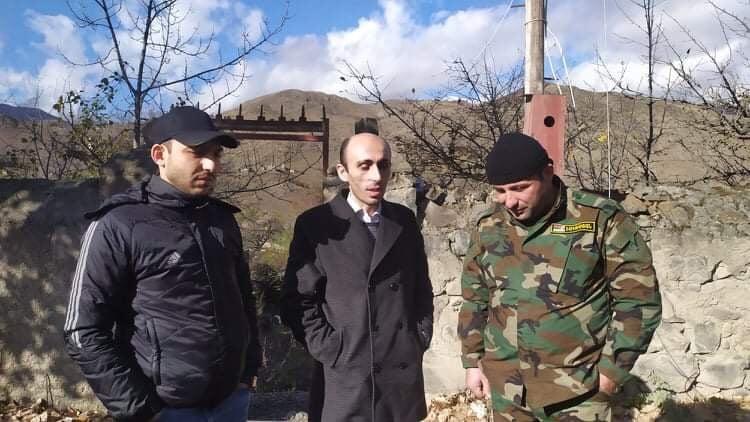 Photo of Ցավալի էր արձանագրել մարդկանց հայրենազրկումն ու գաղթը. Արտակ Բեգլարյան