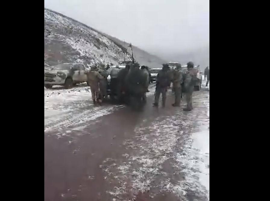 Photo of Ադրբեջանցի զինծառայողները Վարդենիսի Սոթքի ոսկու հանքի մատույցներում