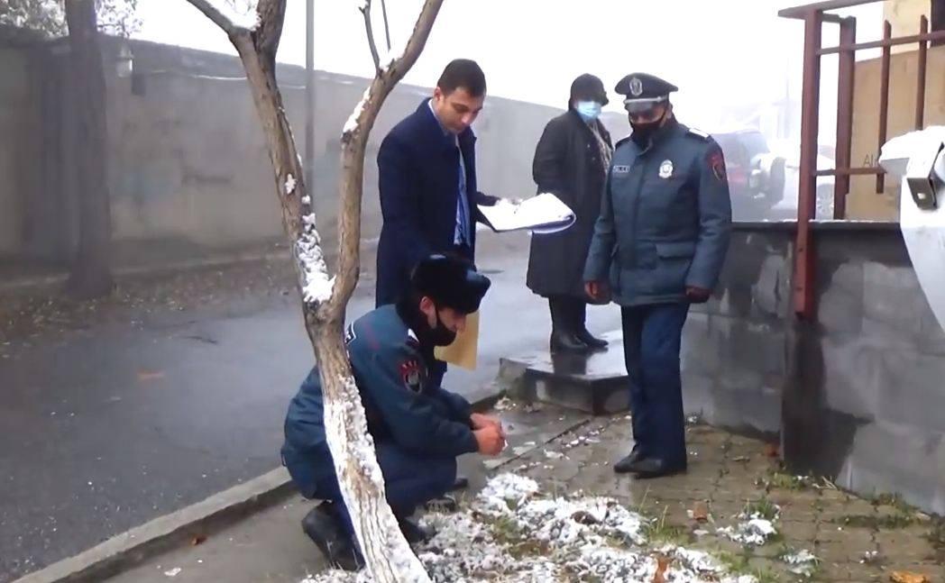 Photo of Ոստիկանները նախազգուշական կրակոցներ էին արձակել և բերման ենթարկել դիմակավորված անձանց