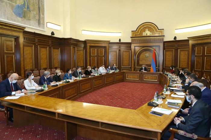Photo of Կառավարությունում կայացել է Արցախում հումանիտար աղետի հակազդմանն ուղղված հարցերով զբաղվող աշխատանքային խմբի անդրանիկ նիստը