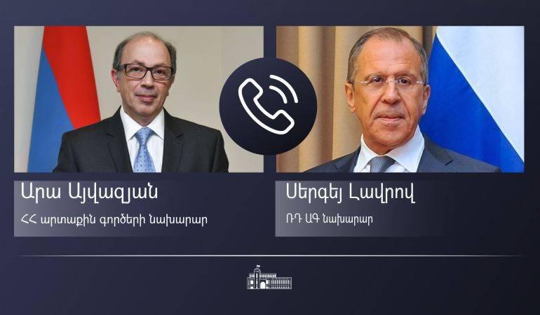 Photo of Айвазян и Лавров подчеркнули готовность продолжать развитие армяно-российских союзнических отношений