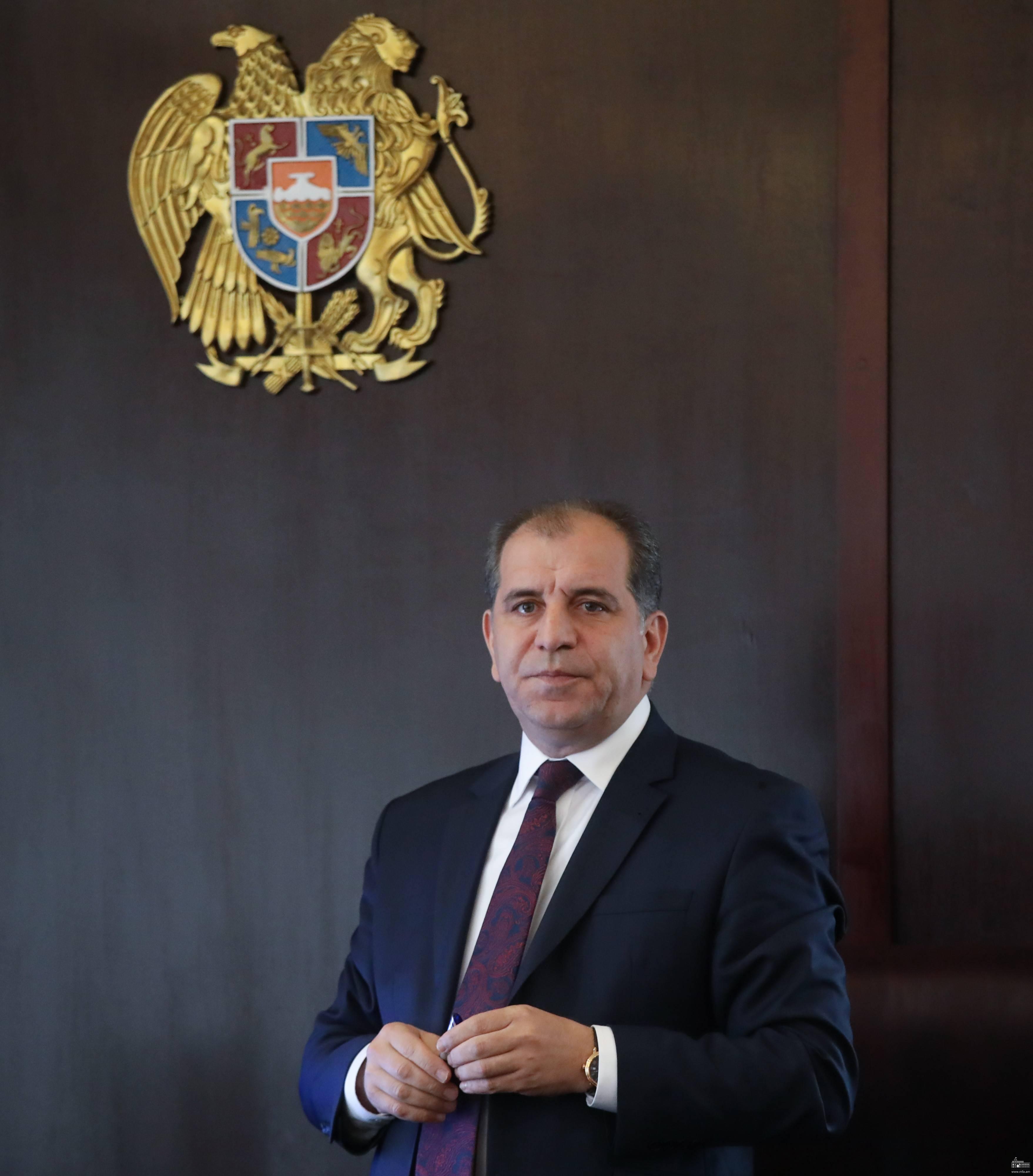 Photo of ՀՀ վարչապետի որոշումը Արմեն Ղևոնդյանին արտաքին գործերի նախարարի տեղակալ նշանակելու մասին