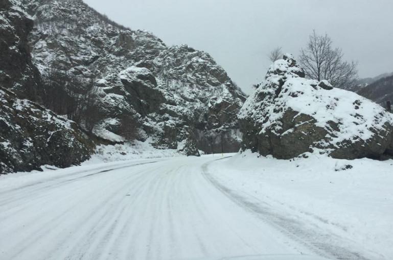 Photo of Արագածոտնի մարզի Ամբերդ ամրոց և Քարի լիճ տանող ճանապարհները դժվարանցանելի են
