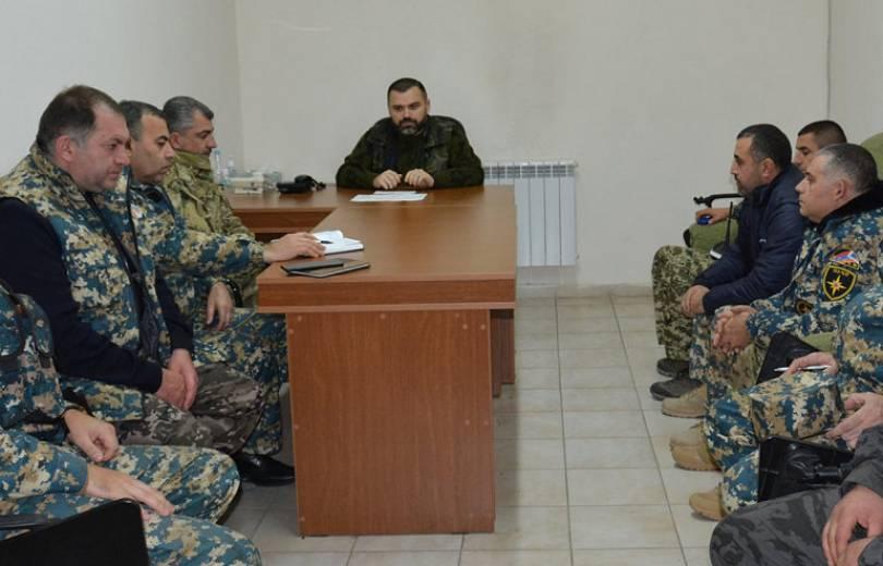 Photo of Արցախի ԱԻՊԾ տնօրենը հանձնարարականներ է տվել չպայթած զենք-զինամթերքի հայտնաբերման ու հրդեհված կառույցների պահպանման մասին