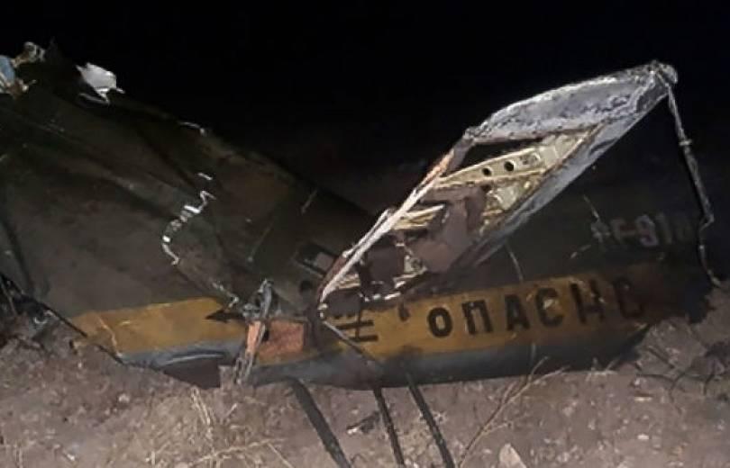 Photo of Президент Саркисян посмертно наградил членов экипажа российского вертолета, сбитого Азербайджаном в небе над Арменией