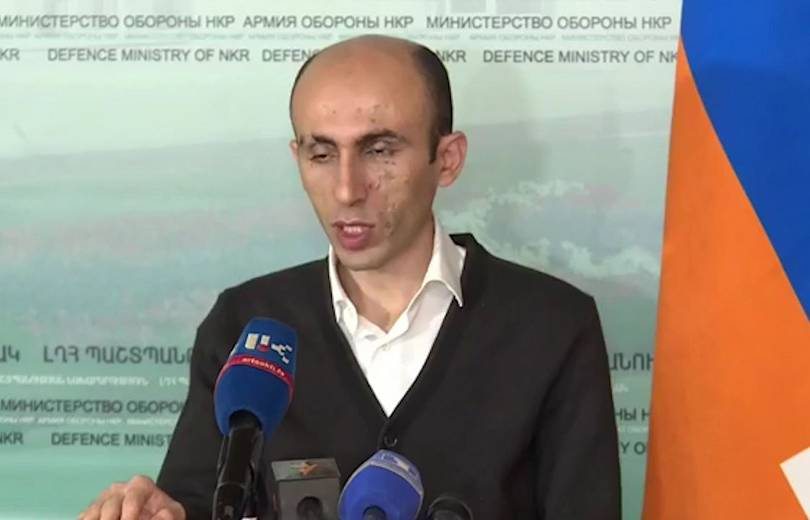 Photo of Եթե հայ գերիների մասնակցությամբ Ադրբեջանը զորահանդես կազմակերպի, կոպիտ հանցագործություն է լինելու․ ԱՀ ՄԻՊ
